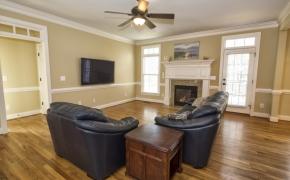 9000 New Century Drive Living Room
