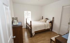 James Norris Road bed 2