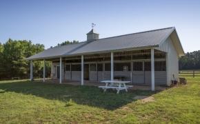 Ben Wilson Barn