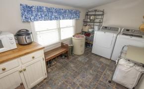 Ben Wilson Laundry Room