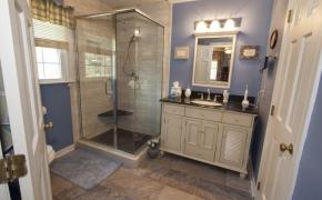 5401Buffalo Road Master Bath
