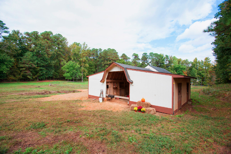 Raleigh-Cary Mini Horse Farm with Home for sale   Legacy ...