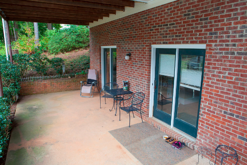 Raleigh cary mini horse farm with home for sale legacy for Balcony underside