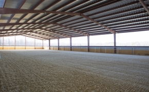 Log Cabin Road Arena 1