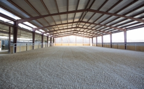 Log Cabin Road Arena 2