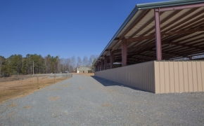 Log Cabin Road Arena