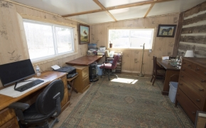 Log Cabin Road office
