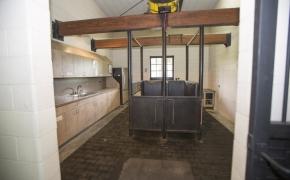 Equestrian 18 Stall Vet Room