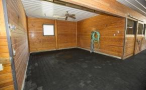 Equestrian 9 Stall Barn Wash