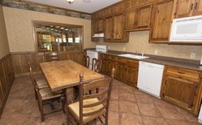 Equestrian Arena Kitchen