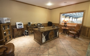 Equestrian Arena Office