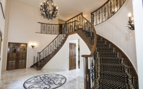 Equestrian Home Entry