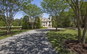 Equestrian Home Front View 1