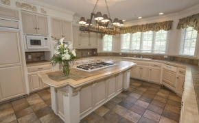 Equestrian Home Kitchen 2