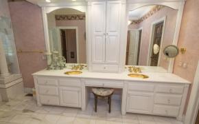 Equestrian Home Master Bath 1
