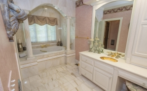 Equestrian Home Master Bath 2