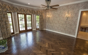 Equestrian Home Master Suite 1