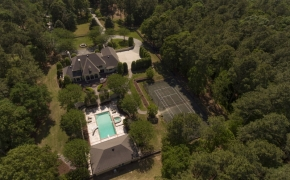 Equestrian Home View 2