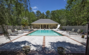 Equestrian Pool House 1