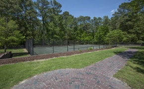 Equestrian Tennis Courts