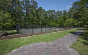 Equestrian Tennis Courts