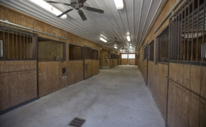 Quarantine Barn 2