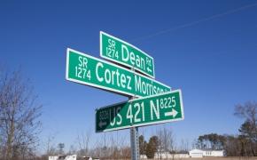 Cotex Morrison Sign