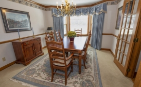 Ragan Road Dining Room