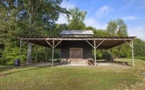 Deep River barn 3