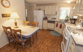 Deep River kitchen