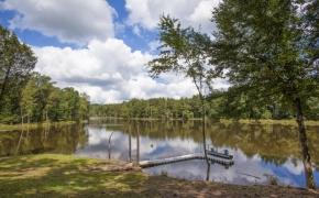 Deep River lake 2