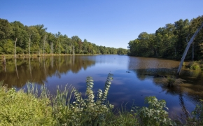 Deep River lake 5