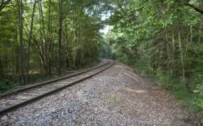 Deep River railroad
