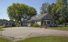 Deep River tenant house