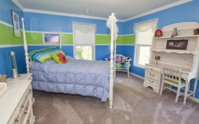 Fox Spring Farm Bedroom 1