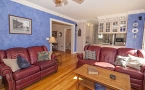 Fox Spring Farm Living Room 2
