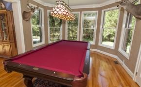 Fox Spring Farm Pool Room