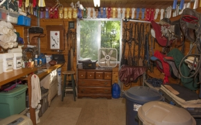 Fox Spring Farm Tack Room