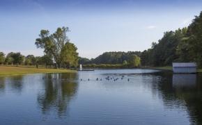 Gabriel Farm Pond Wide