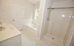 Green Hill Road master bath 2
