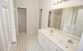 Green Hill Road master bath