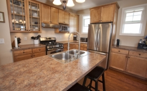 1058 McLaurin Road Kitchen