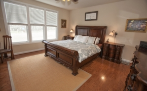 1058 McLaurin Road Master Bedroom