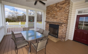 1058 McLaurin Road Outdoor Room