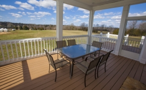 1058 McLaurin Road Side Porch