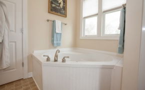 1058 McLaurin Road master bath