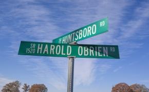 Harold Obrian Rd