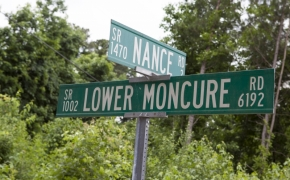Moncure Road & Nance Road 1