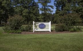 Magnolia Manor Entry
