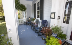 Magnolia Manor Front Porch 2